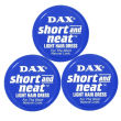 Dax Wax Blue Short And Neat Triple Pack