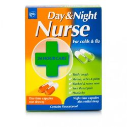 Day & Night Nurse Capsules Duo