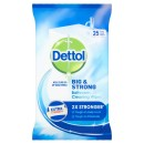 Dettol Big & Strong Bathroom Wipes
