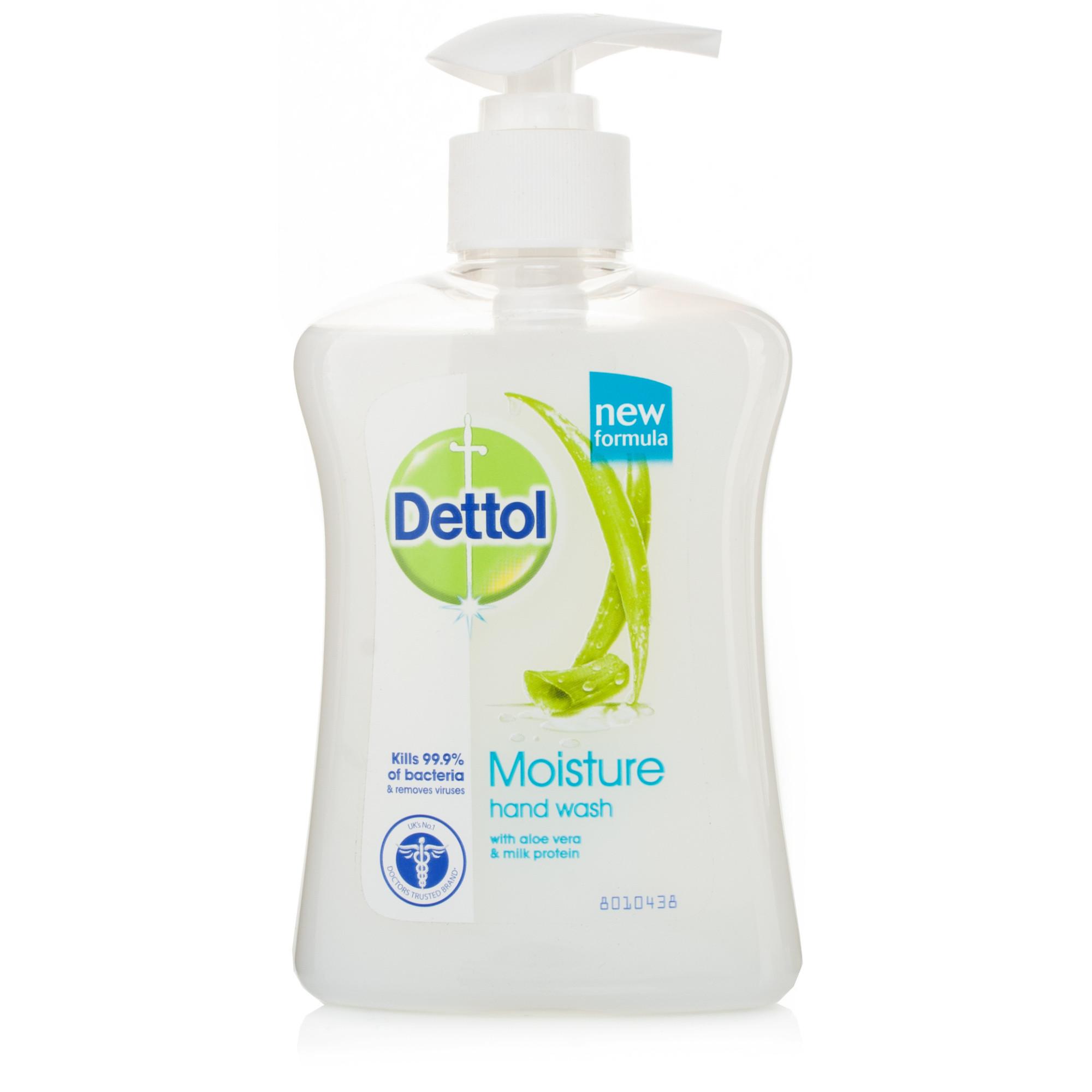 Dettol Liquid Soap Moisture Toiletries 163 1 99