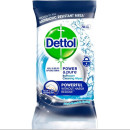 Dettol Power & Pure Bathroom Wipes
