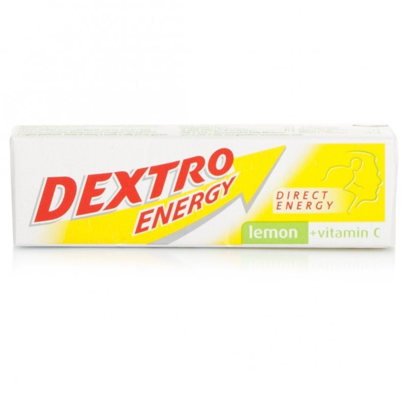 Dextro Energy Tablets Lemon