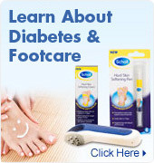 Diabetes Footcare