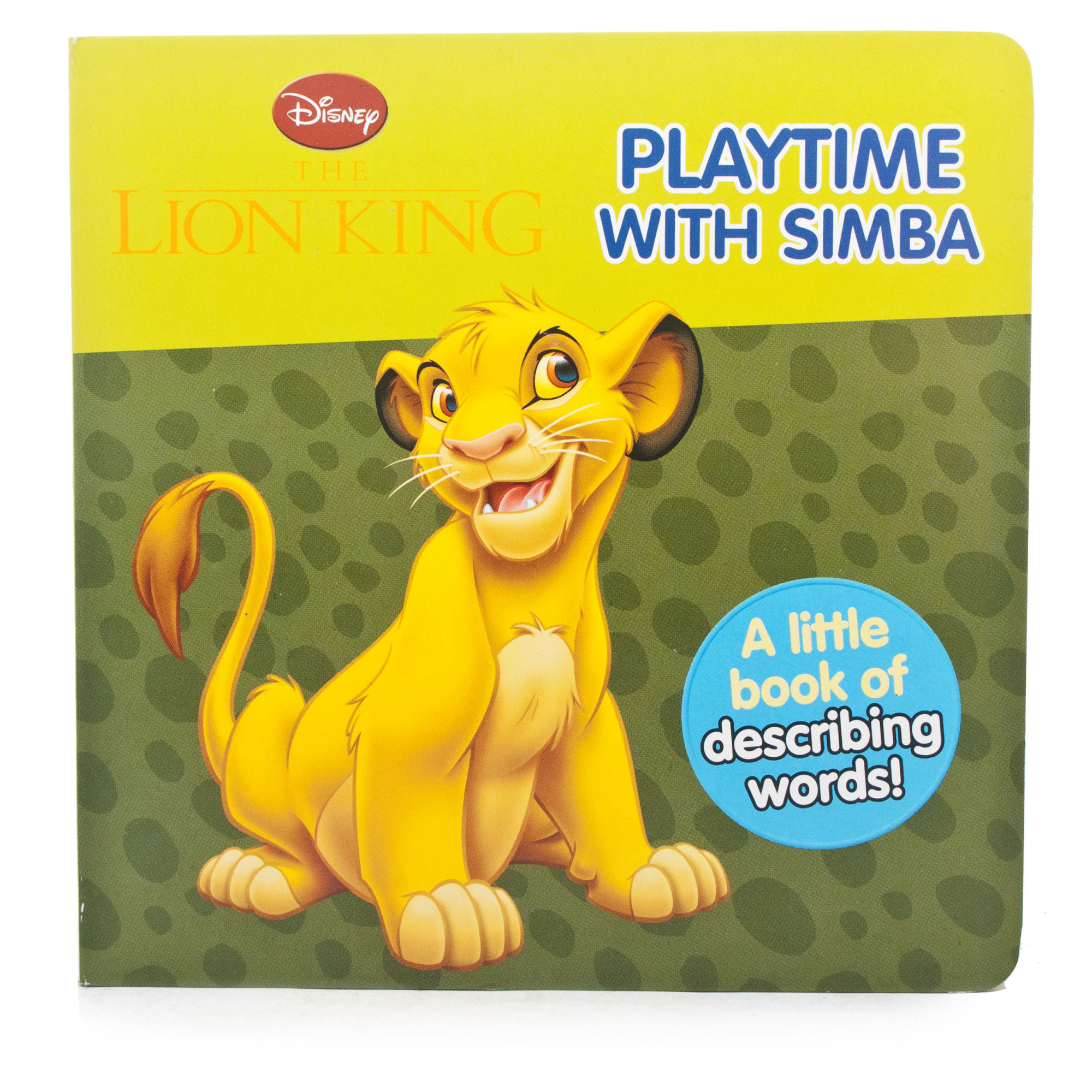 Disney Lion King Children's Book