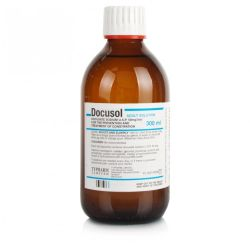 Docusol Adult Solution