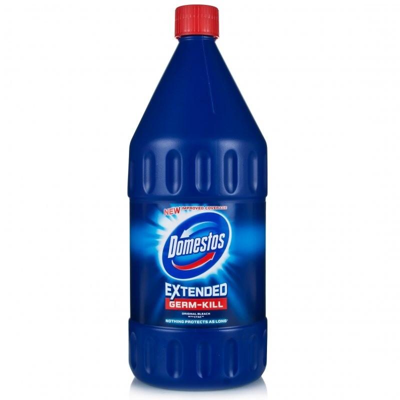 Domestos Bleach Original Blue Toilet Cleaner Chemist Direct