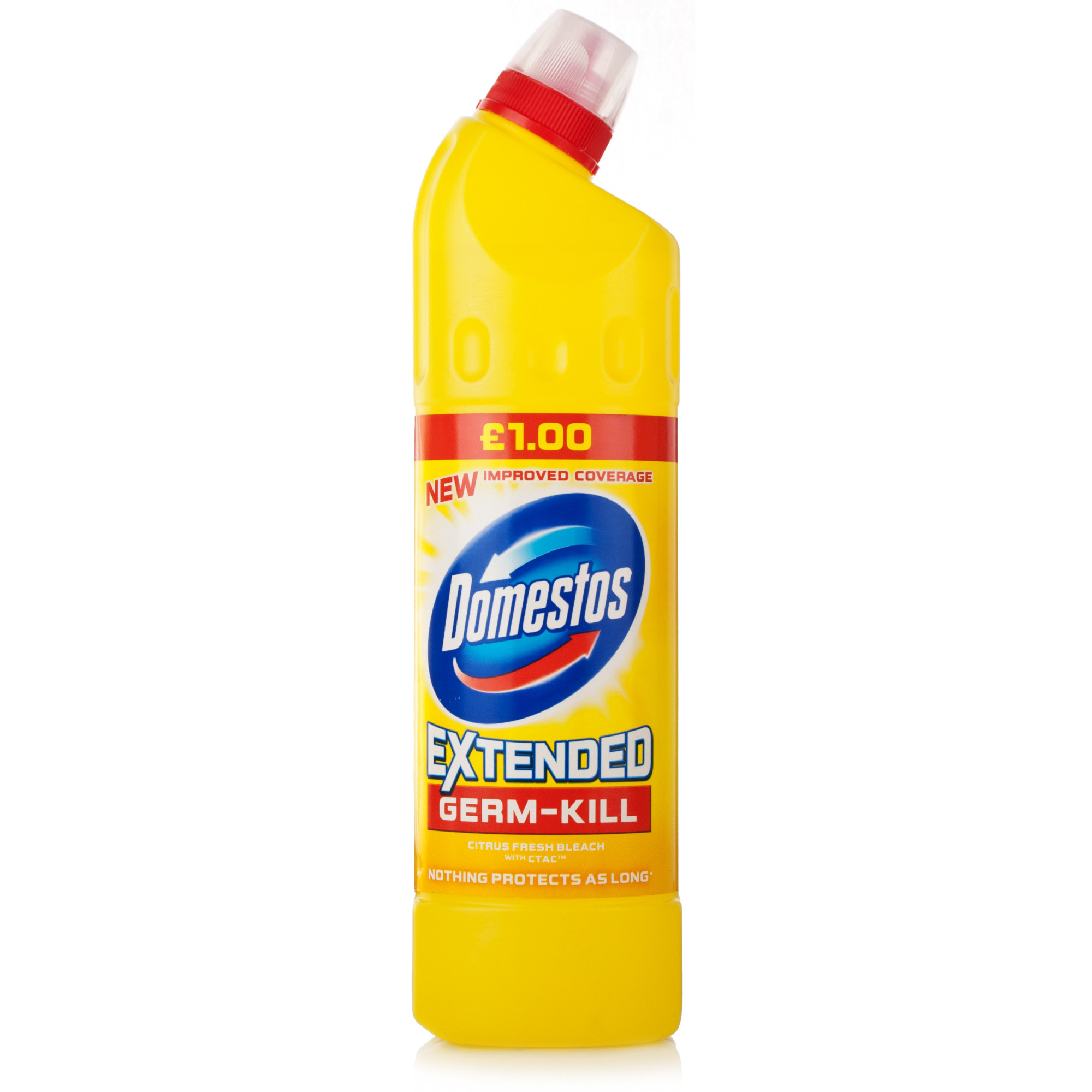 domestos toilet cleaning citrus fresh power bleach with ctac chemist direct. Black Bedroom Furniture Sets. Home Design Ideas