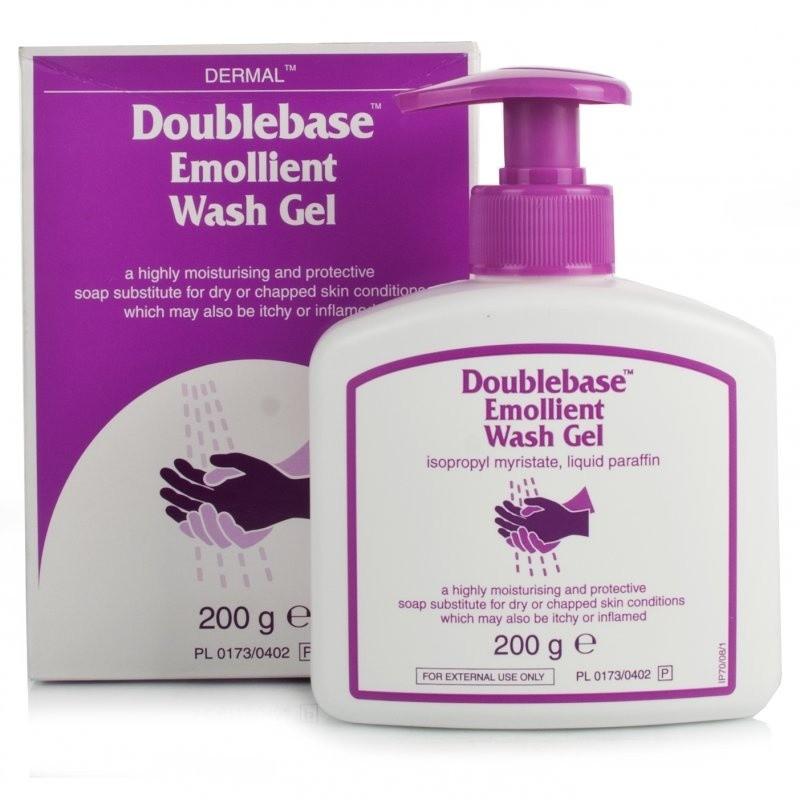 Doublebase Emollient Wash Gel 200g Skin Care Chemist
