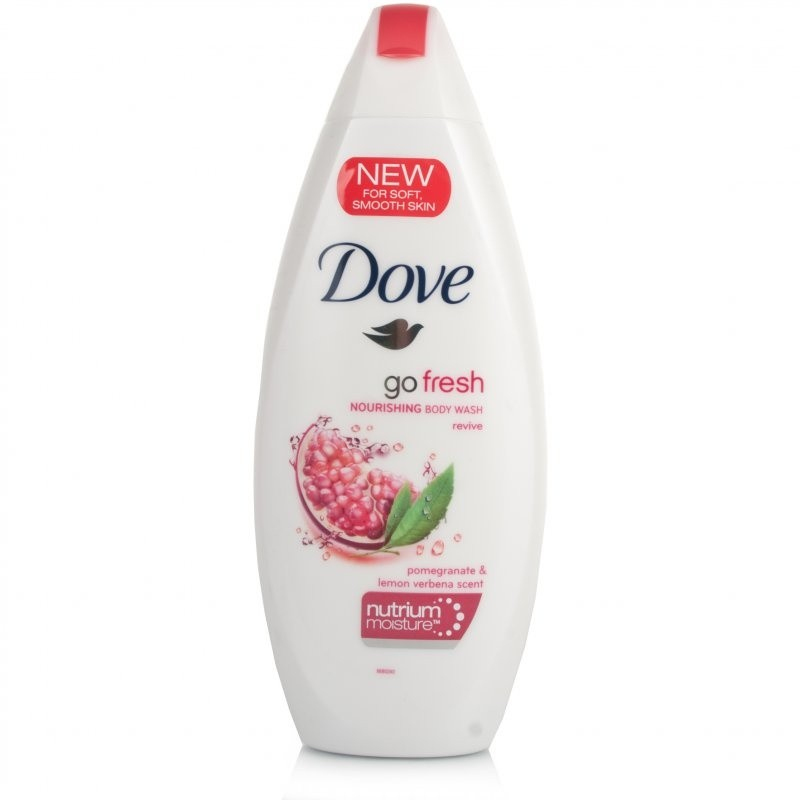 Dove go fresh Revive Body Wash with Pomegrante & Lemon Verbena Scent