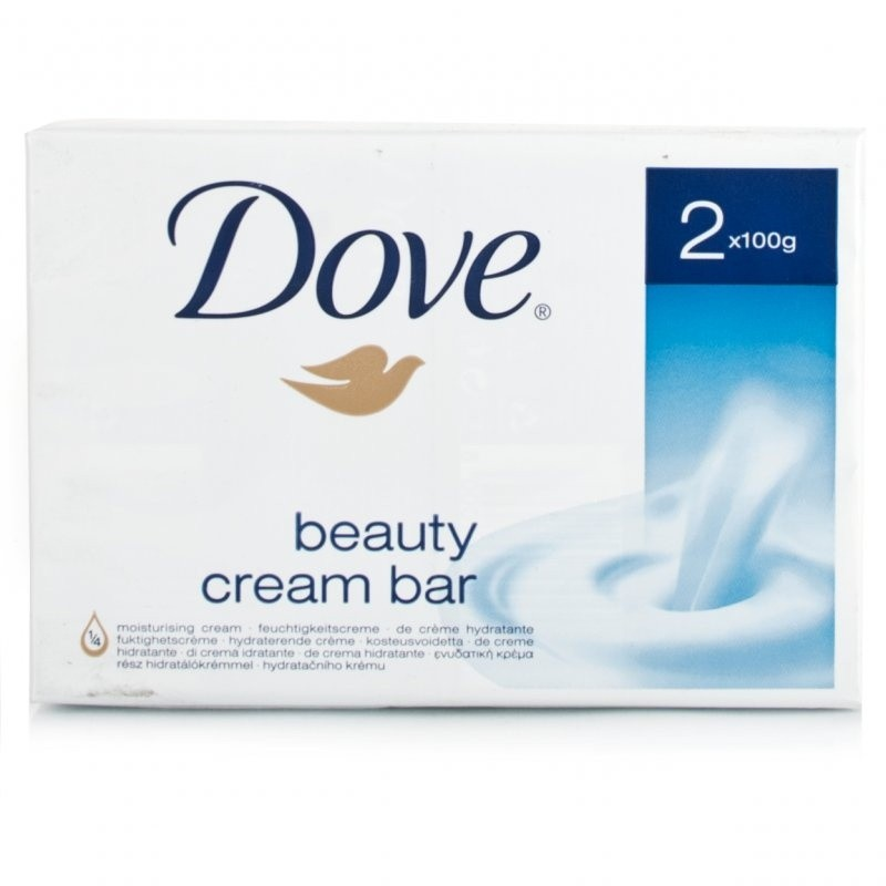 Dove Beauty Cream Bar Twin Pack