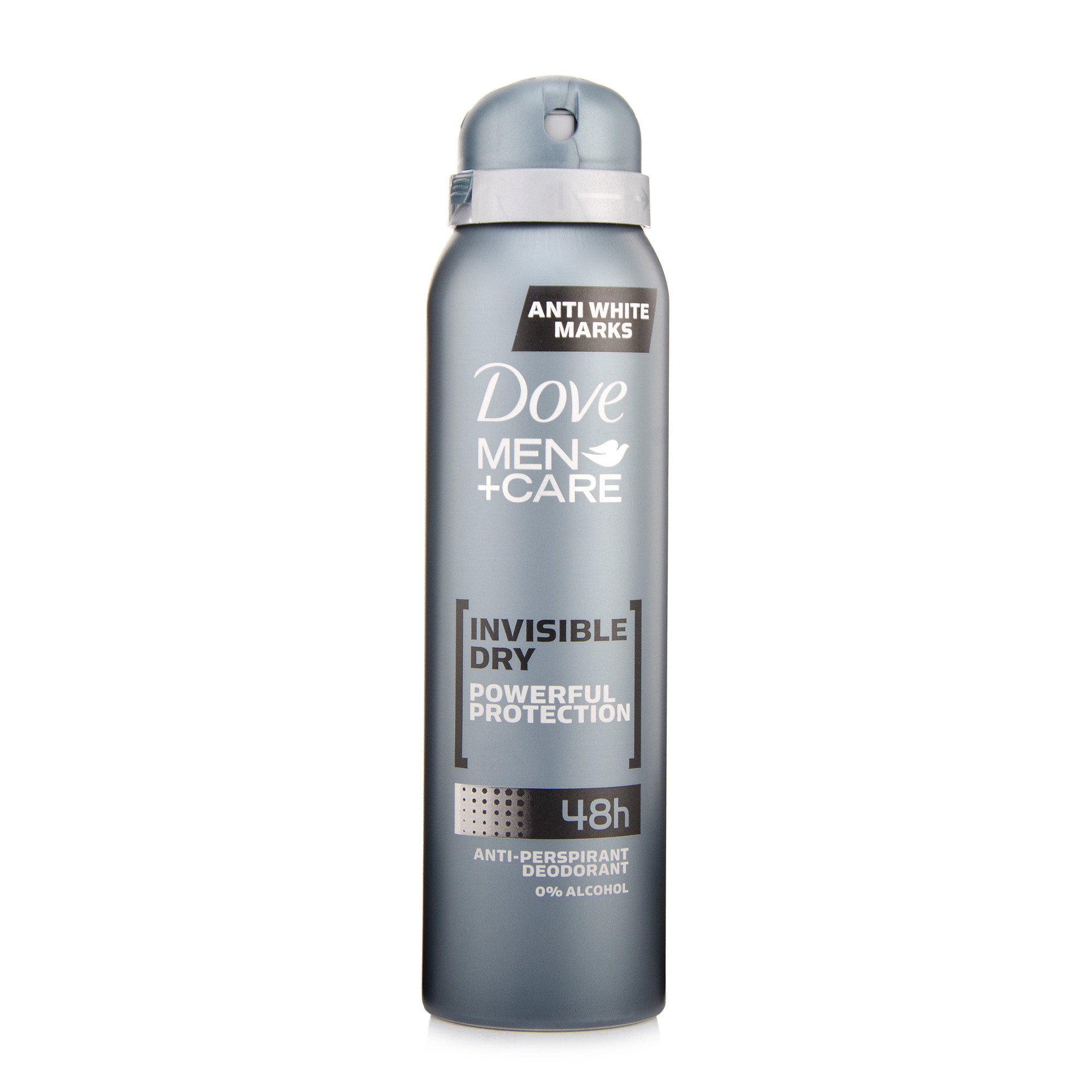 Dove Men+Care Invisible Dry Anti-Perspirant Deodorant Spray