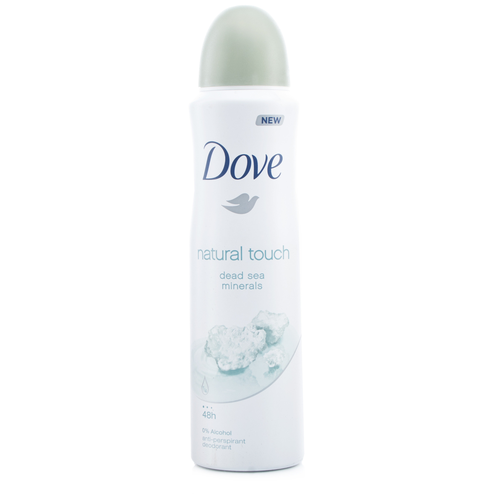 Dove Natural Touch Dead Sea Minerals Anti-Perspirant Deodorant