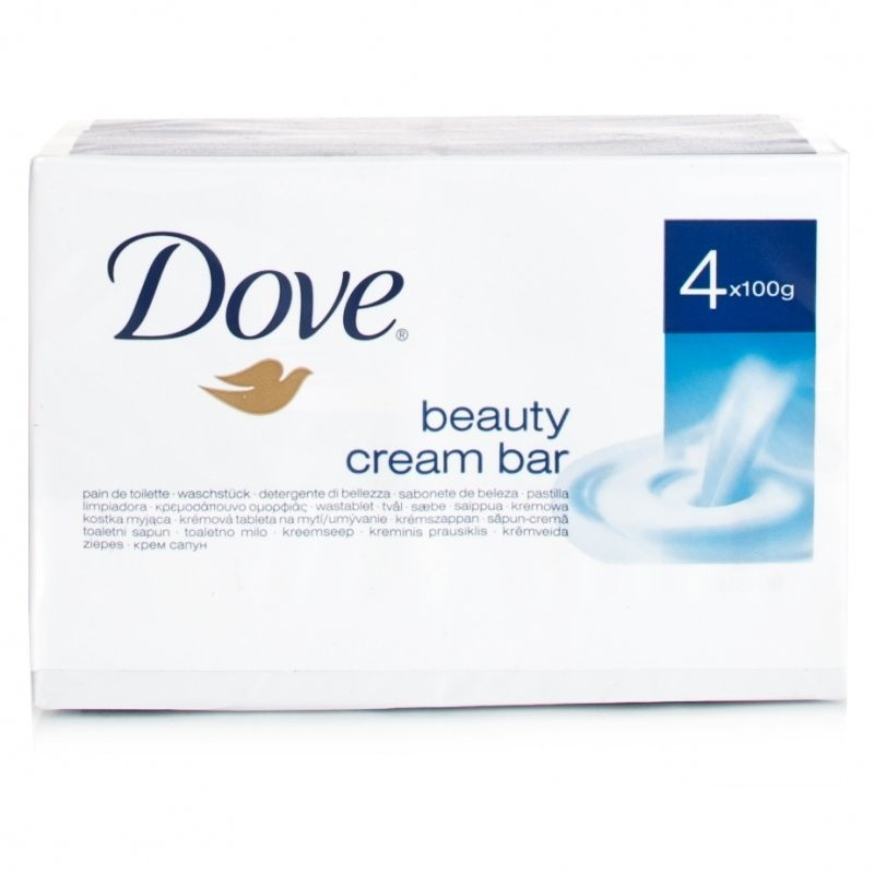 Dove Beauty Cream Bar 4 Pack