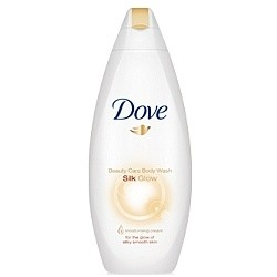 Dove Silk Glow Beauty Care Body Wash