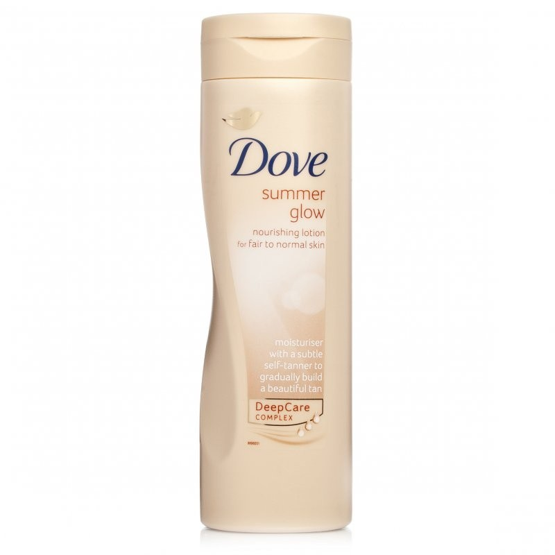 Dove Summer Glow Body Lotion For Fair To Normal Skin