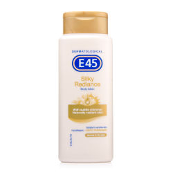 E45 Silky Radiance Body Lotion
