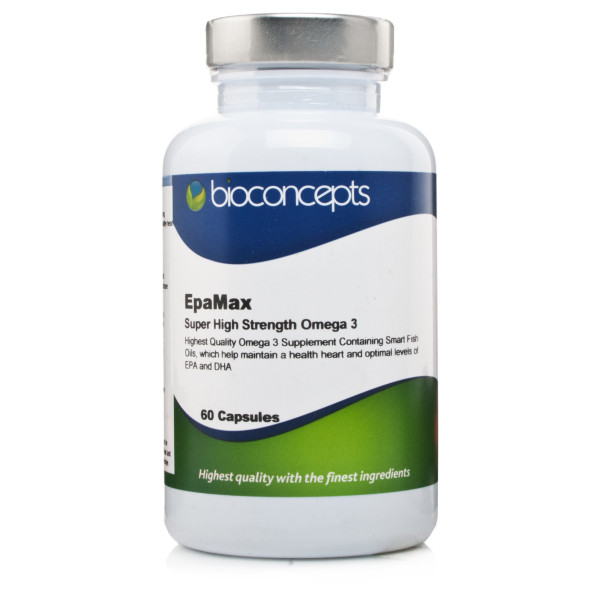 Bioconcepts EpaMax Omega 3 Super High Strength