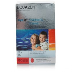 Equazen Eye Q Chews Strawberry Flavoured