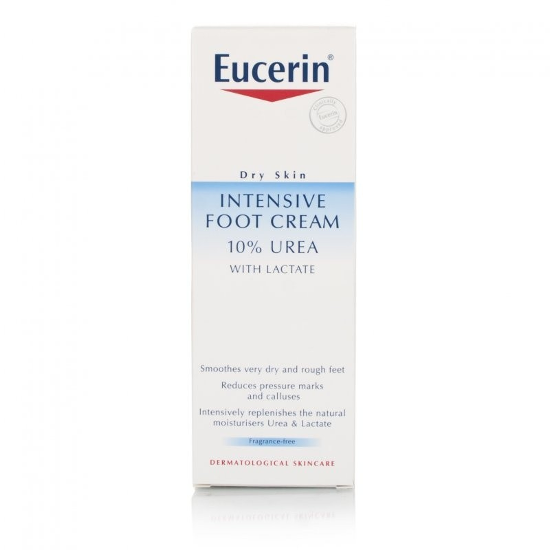 Eucerin Intensive Foot Cream 10% Urea with Lactate