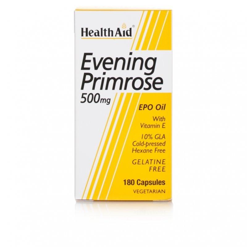 Evening Primrose Oil Natural Vitamin E