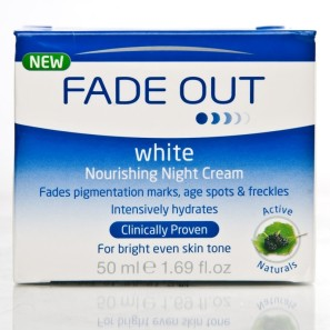 Fade out night cream review