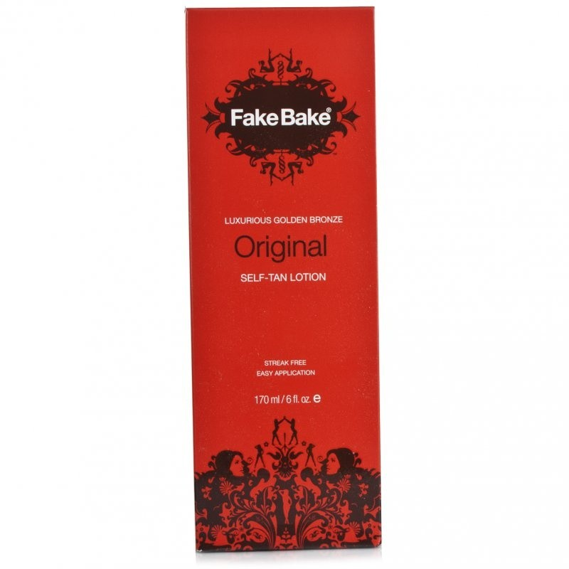 Fake Bake Original Self Tanning Lotion