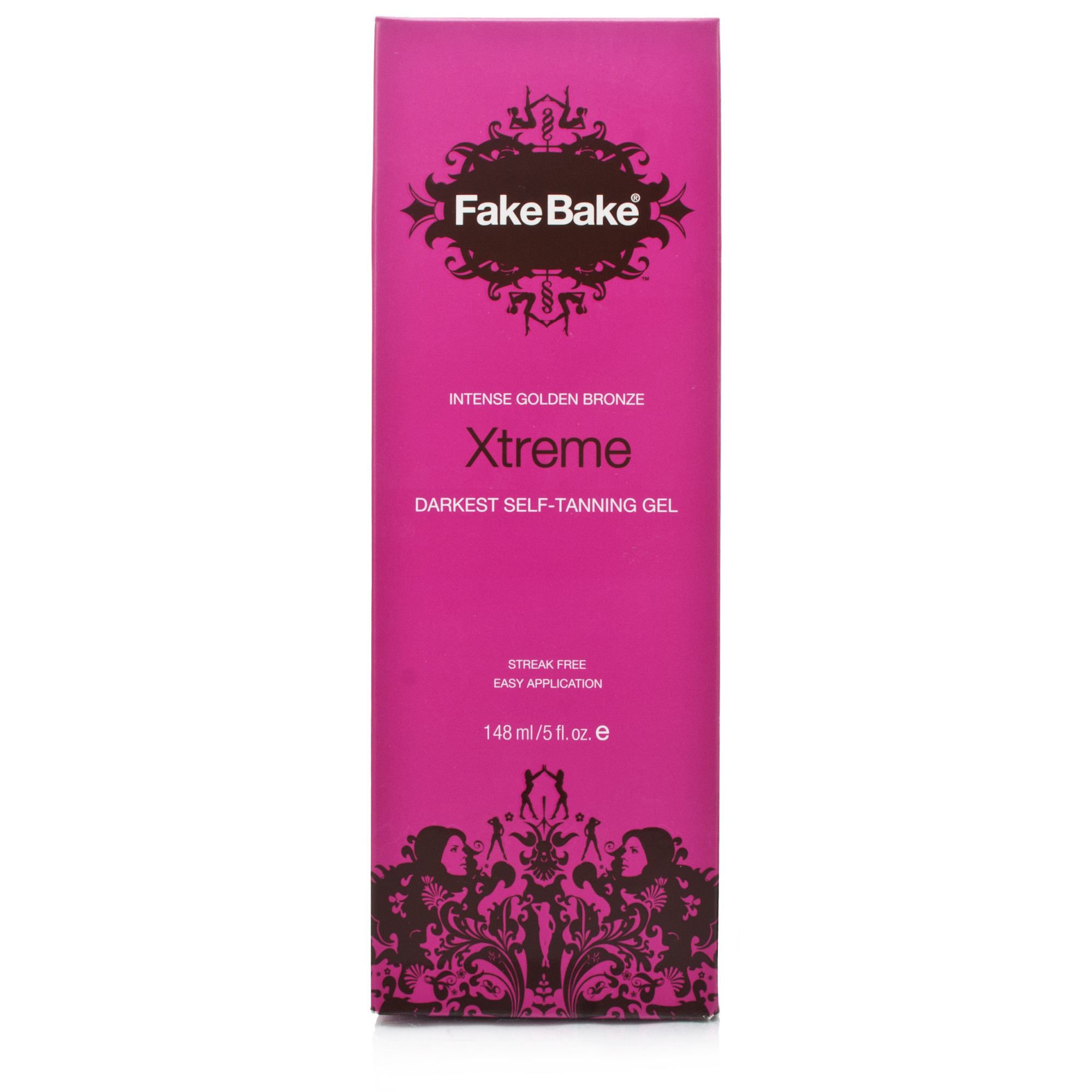 Fake Bake Xtreme Darkest Self Tanning Gel