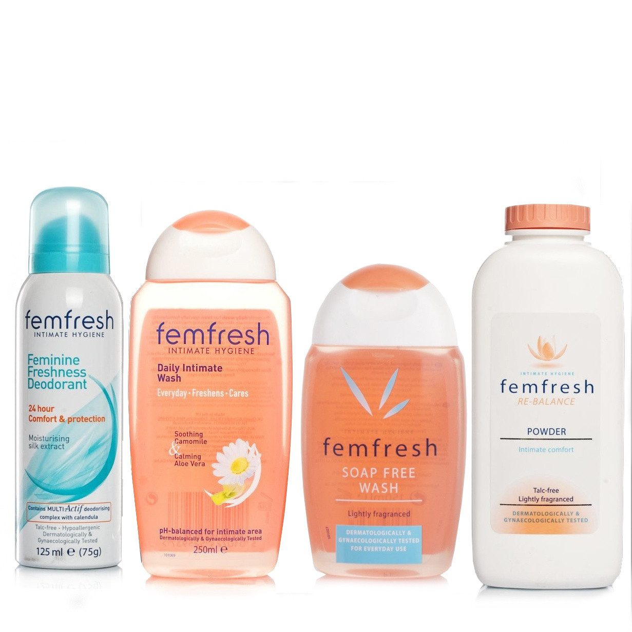 Femfresh Feminine Care Kit
