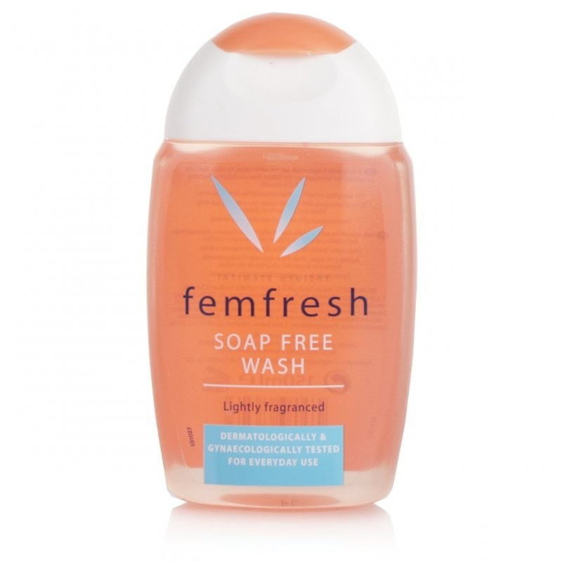 Femfresh Soap Free Wash