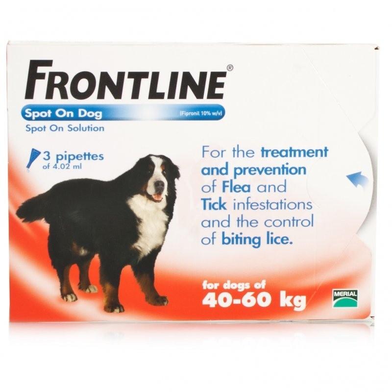 Frontline Cat And Dog Flea Treatment