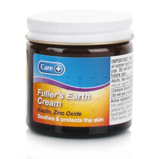 Fullers earth cream