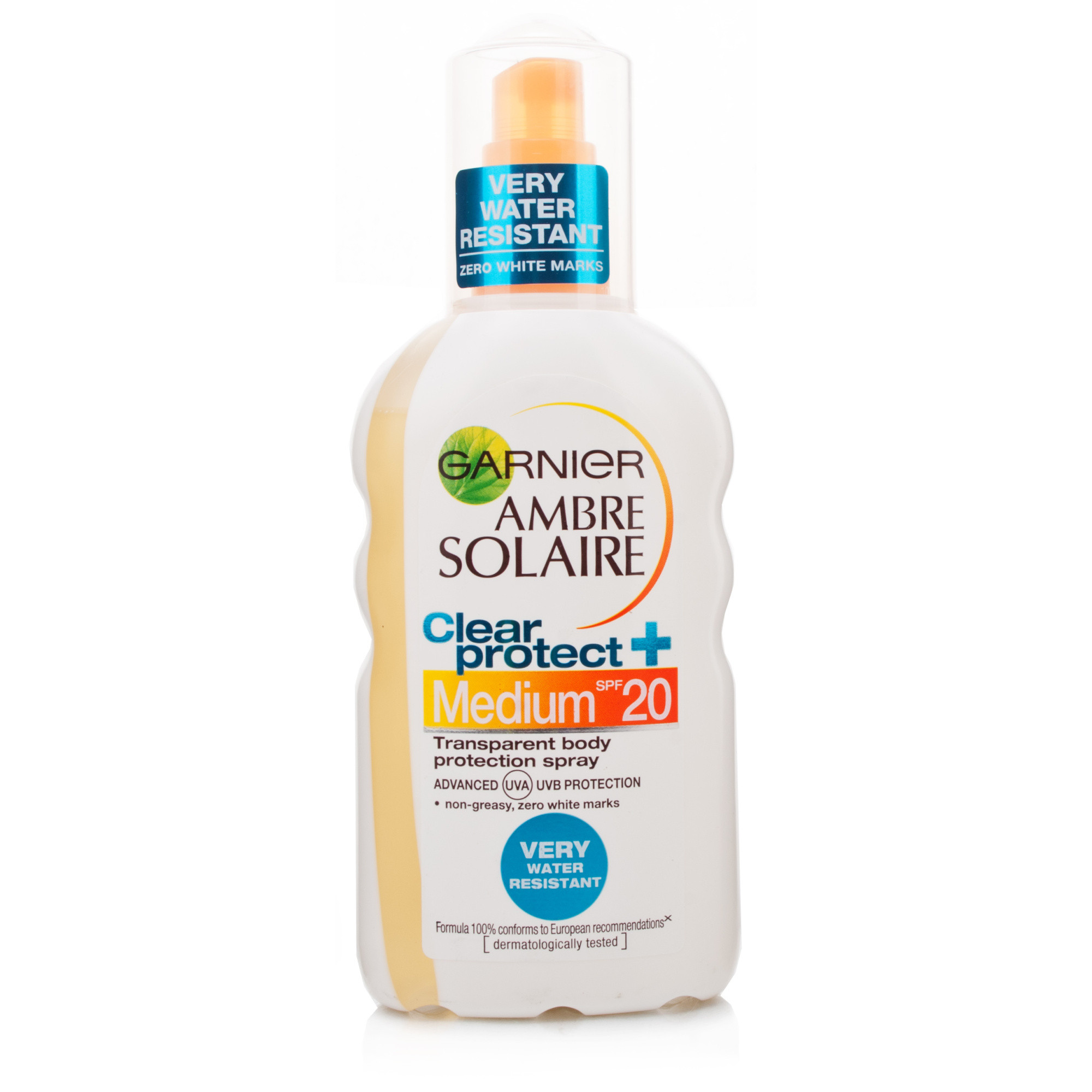Garnier Ambre Solaire Clear Protect Spray SPF20