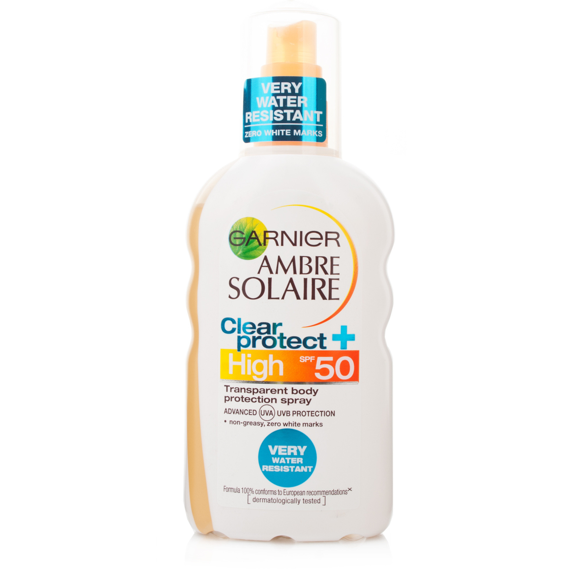 Garnier Ambre Solaire Clear Protect Spray SPF50