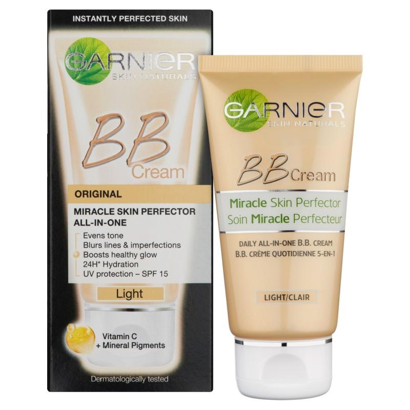 Bb Cream Garnier Skin Naturals
