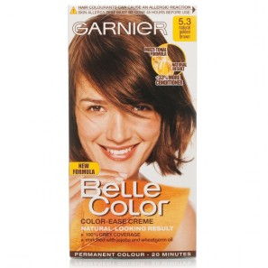 garnier belle color golden brown 53 - Colores Garnier