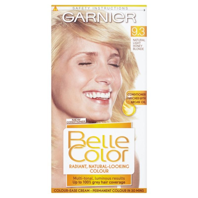 Garnier Belle Colour - Light Honey Blonde 9.3 - Toiletries ...