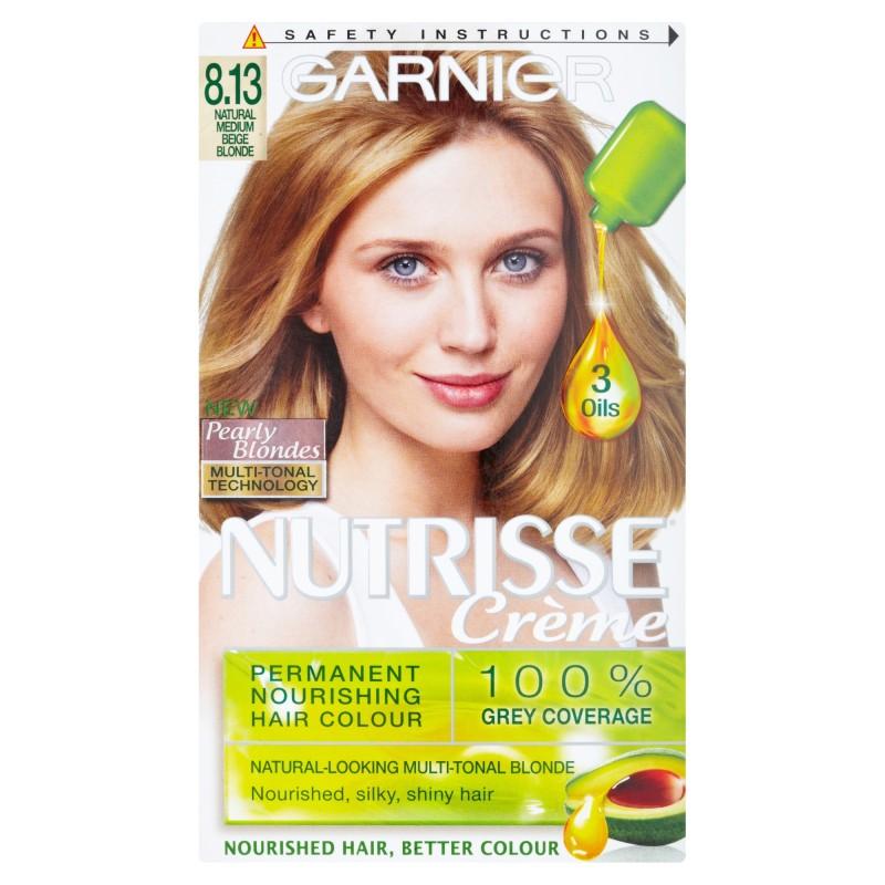 Garnier Natural Hair Colour Ingredients
