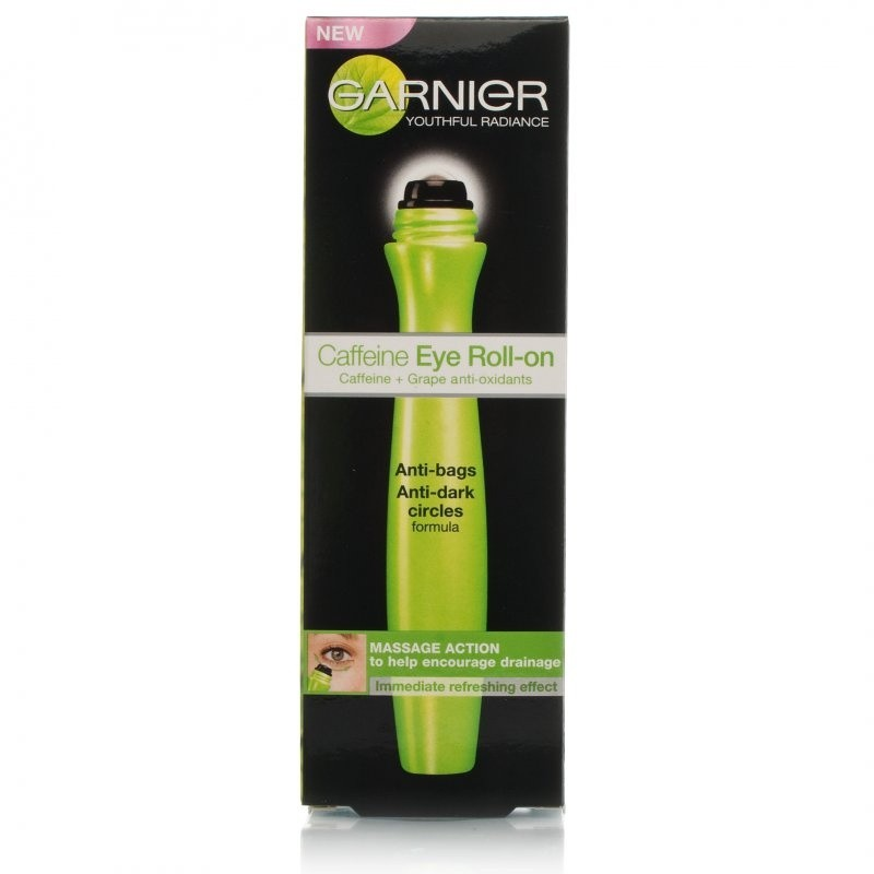 Garnier Nutritionist Caffeine Eye Roll-On