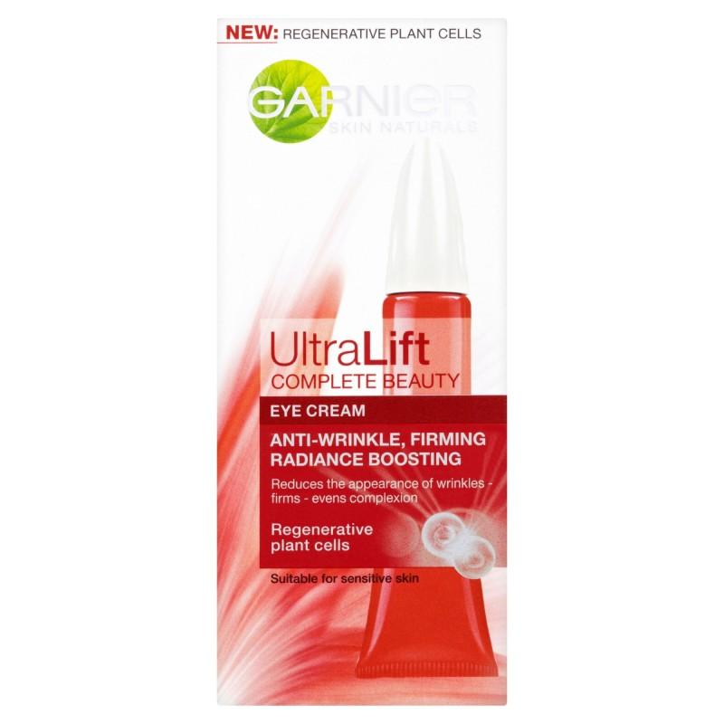 Garnier Skin Naturals Ultralift Anti Wrinkle Firming Eye Cream Review