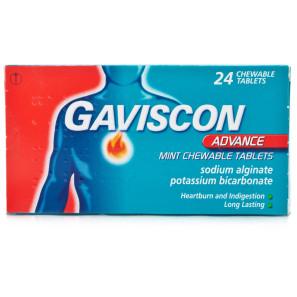 gaviscon instructions for use