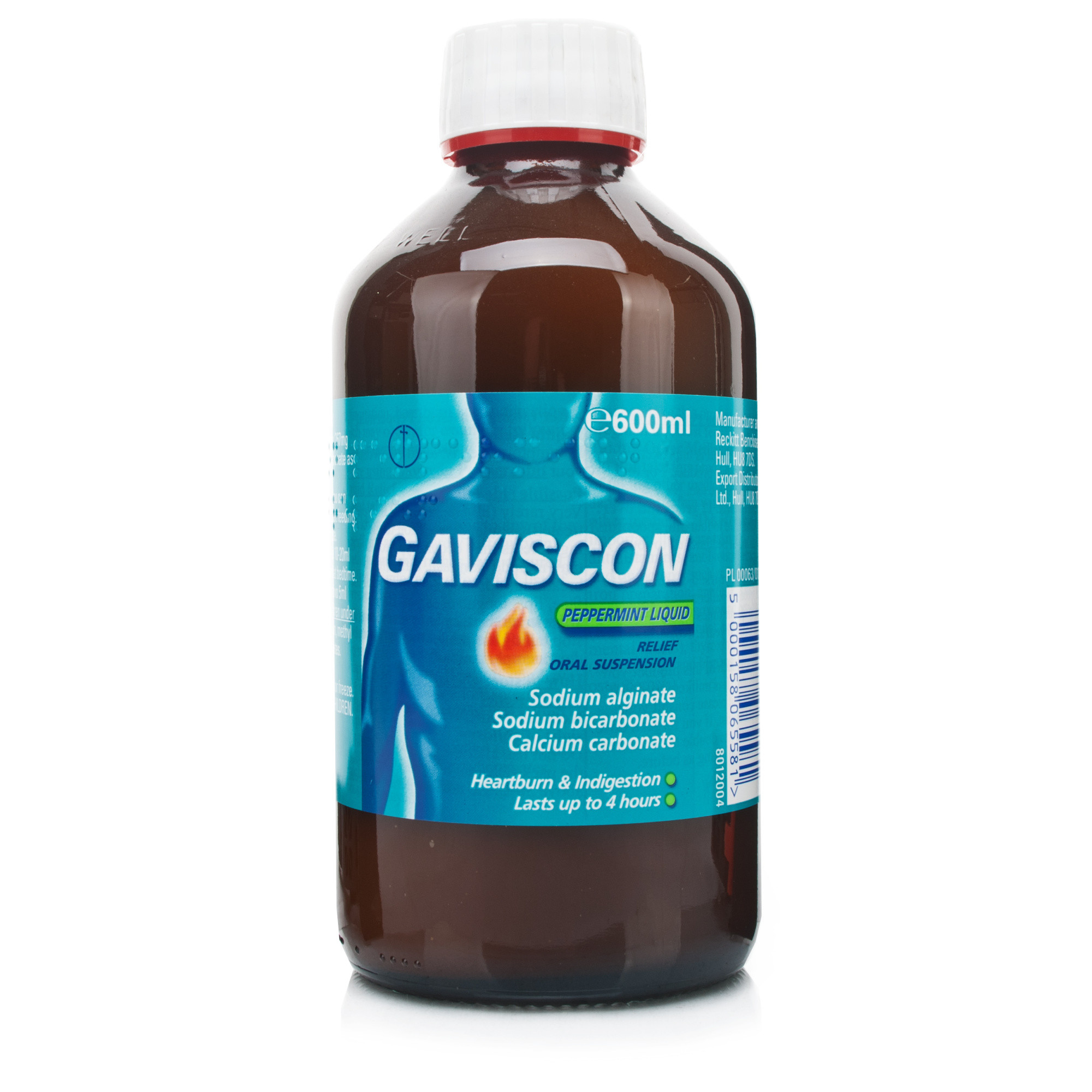 Gaviscon Peppermint Liquid