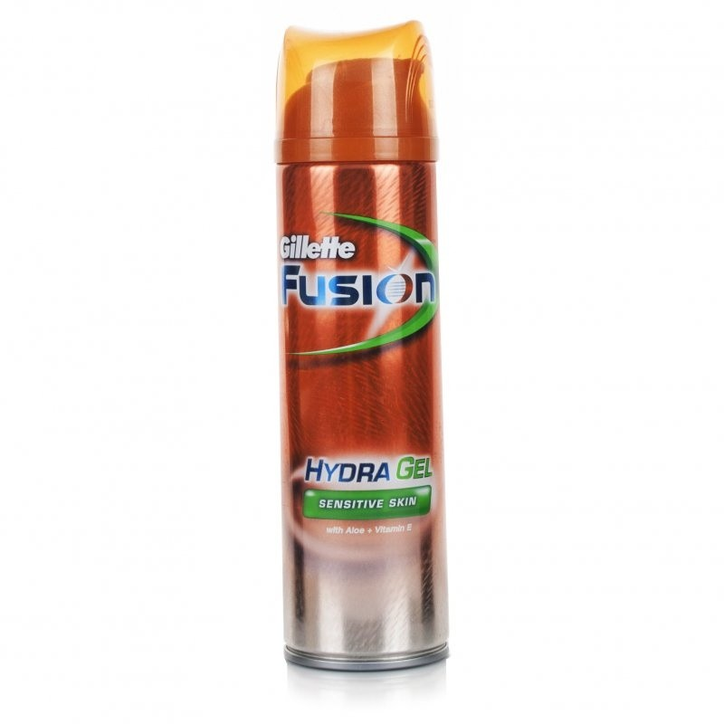 Gillette Fusion Hydra Gel Sensitive Skin