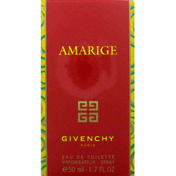 Givenchy Amarige Edt Spray For Women 50ml
