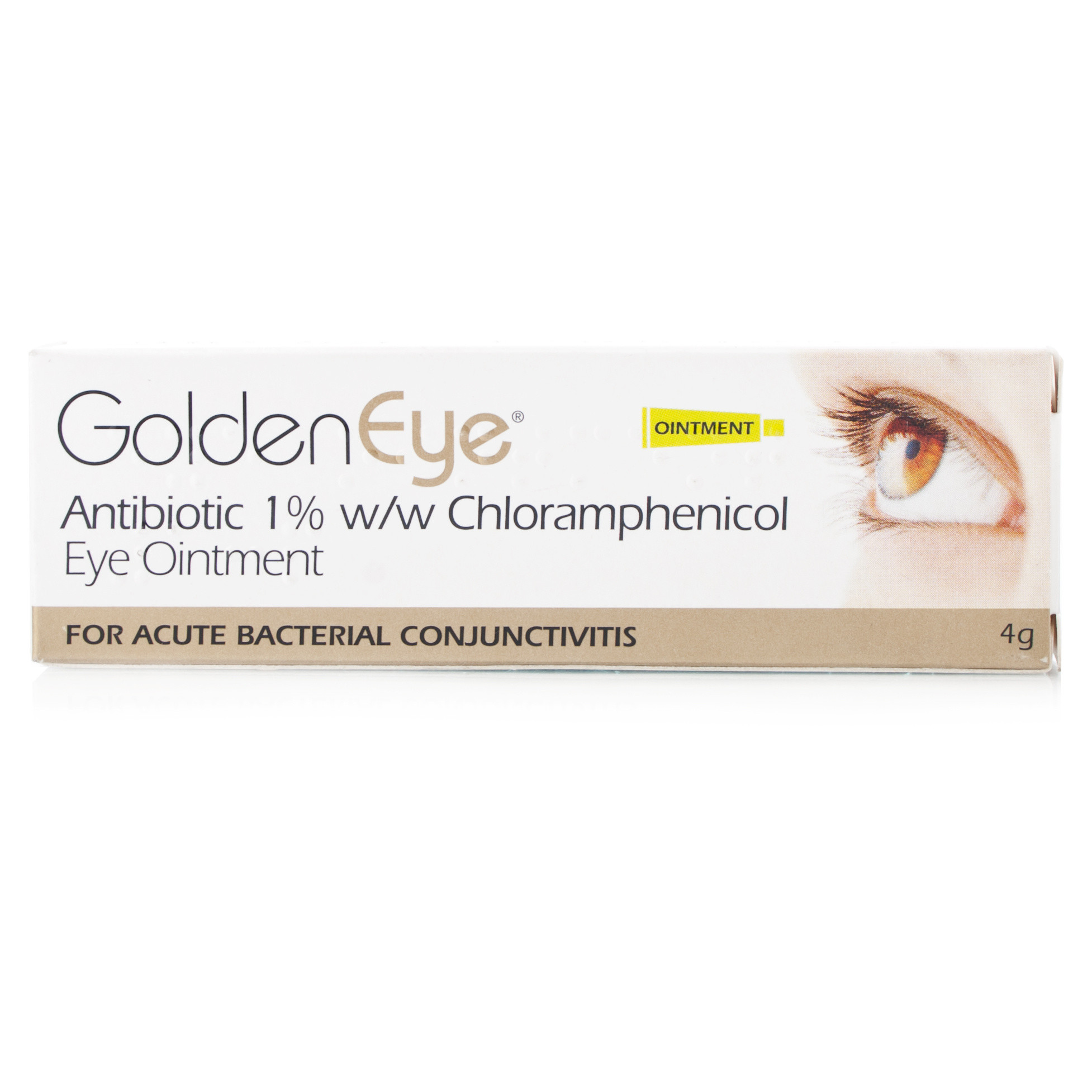 Golden Eye Chloramphenicol Eye Ointment