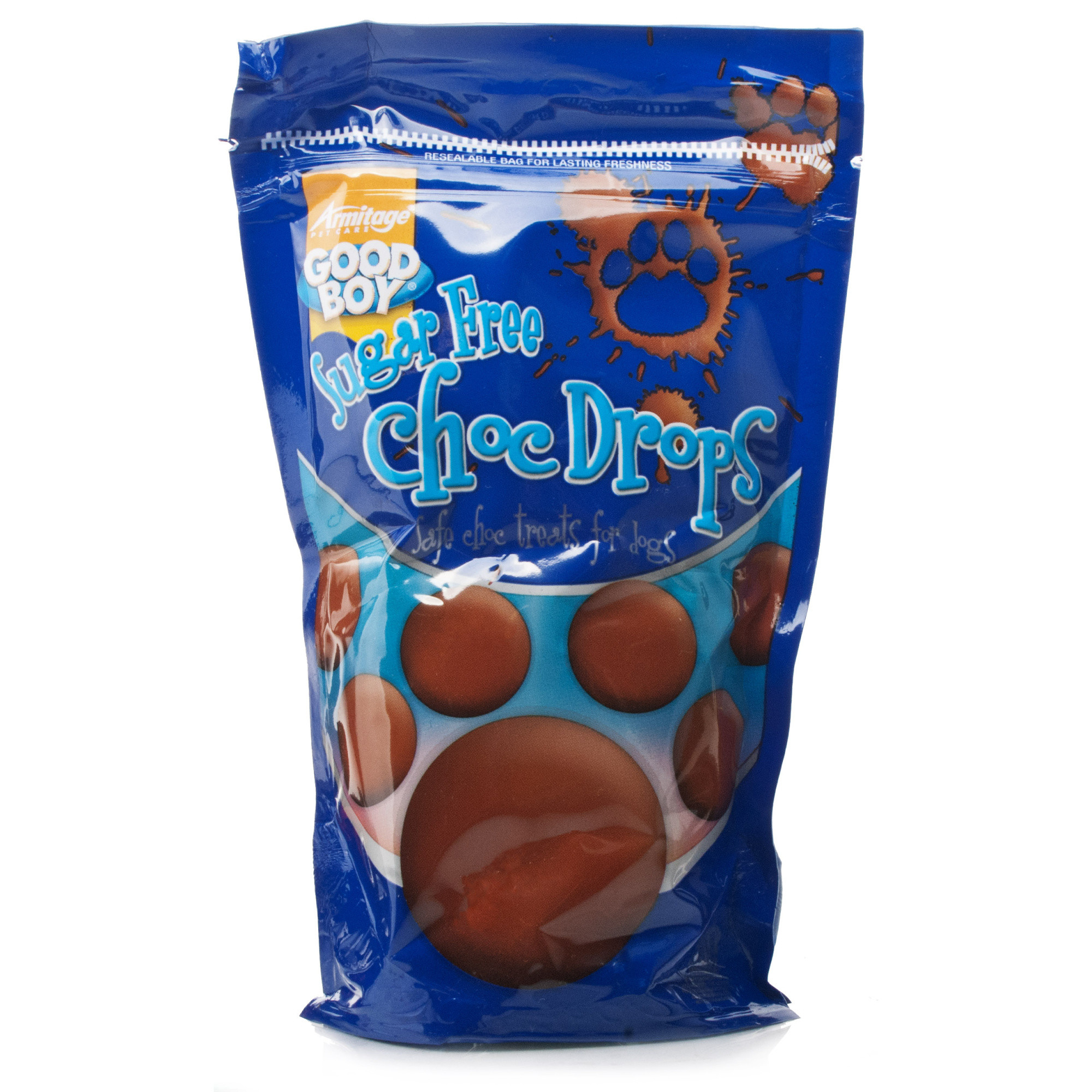 Good Boy Sugar Free Choc Drops Pouch