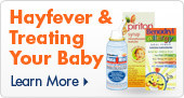 Hayfever & Treating Baby