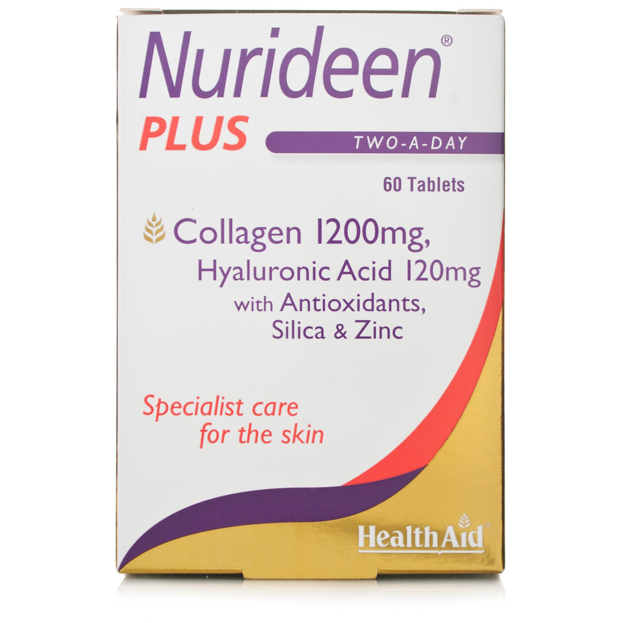 Health Aid Nurideen Plus tablets