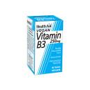 HealthAid Vitamin B3 250mg Tablets