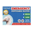 Heavyweight Vinyl Disposable Gloves