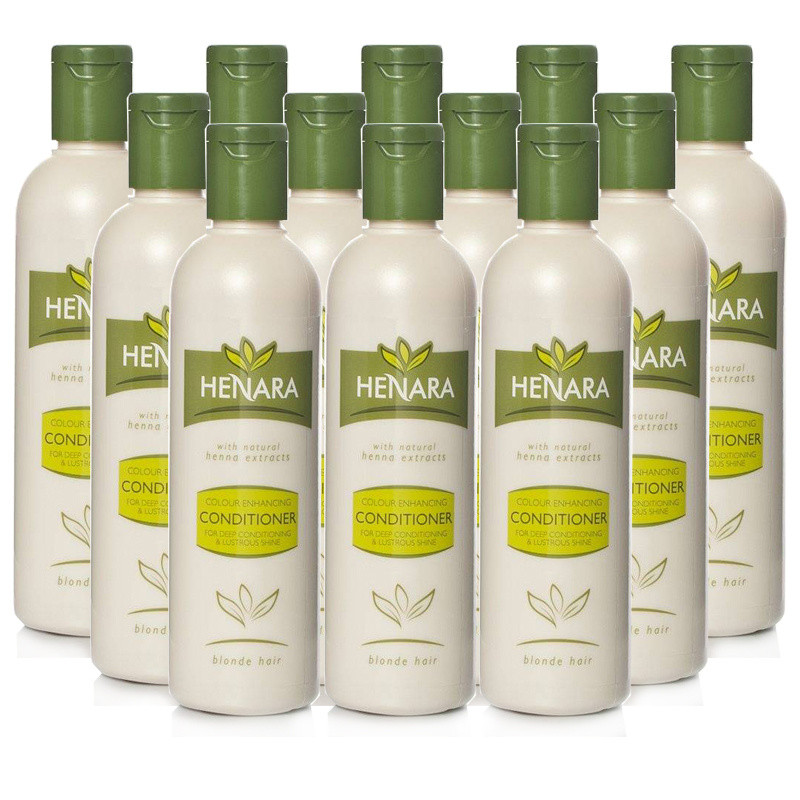 Henara Colour Enhancing Conditioner 12 Pack
